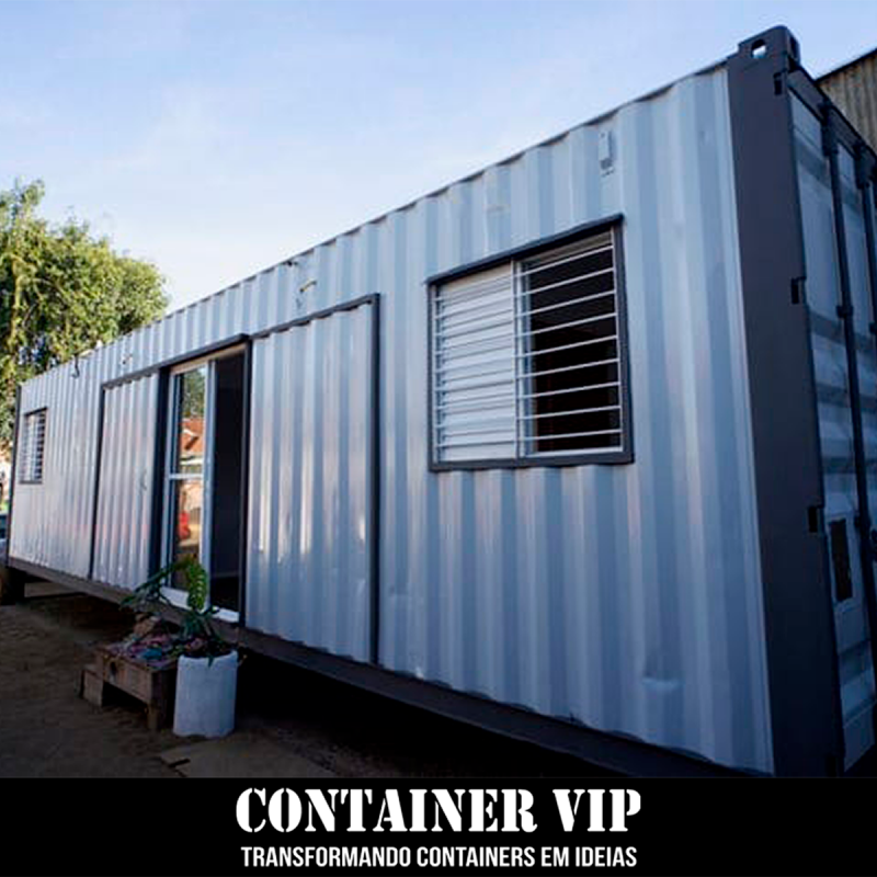 Projeto Residencial - Container 40HC